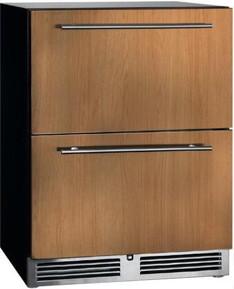 Perlick ADA Compliant HA24FB46 Drawer Freezer Panel Ready, Main Image