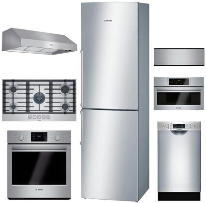 Bosch 1167985 Kitchen Appliance Package & Bundle Stainless Steel, main image