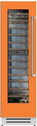 Hestan  KWCL24OR Wine Cooler 51-75 Bottles Orange, 1