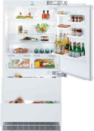 Liebherr  HCB2060 Bottom Freezer Refrigerator Panel Ready, HCB2060 Fully Integrated Refrigerator & Freezer
