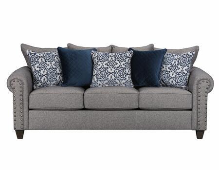 Lane Furniture Emma 9175BR04QEMMASLATE Sofa Bed Gray, Sofa Bed