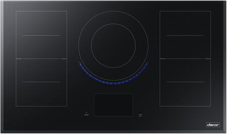 Dacor Contemporary DTI36M977BB Induction Cooktop Black, DTI36M977BB Induction Cooktop