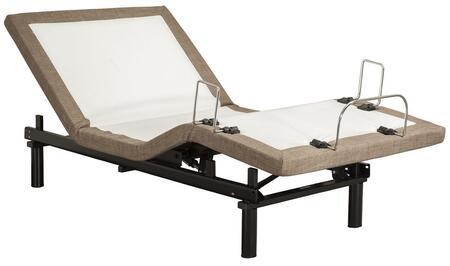 South Bay  BN2ABTL Adjustable Bed Frames Brown, Adjustable Base