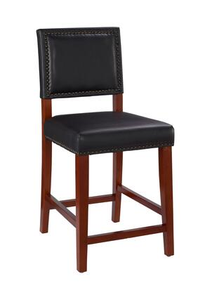 Linon Brook 02301U Bar Stool, 1