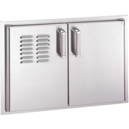 Fire Magic Double Access Doors with Louvres