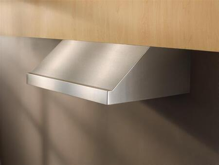 Best  UP26M30SB Under Cabinet Hood Stainless Steel, Installed View