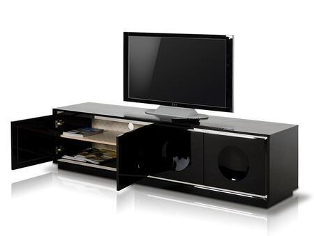 VIG Furniture A & X Grand VGUNCK6306200BLK 52 in. and Up TV Stand Black, 1