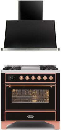 Ilve  1260239 Kitchen Appliance Package , Main image