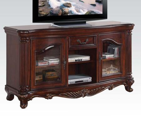 Acme Furniture Remington 20278 52 in. and Up TV Stand Brown, 1