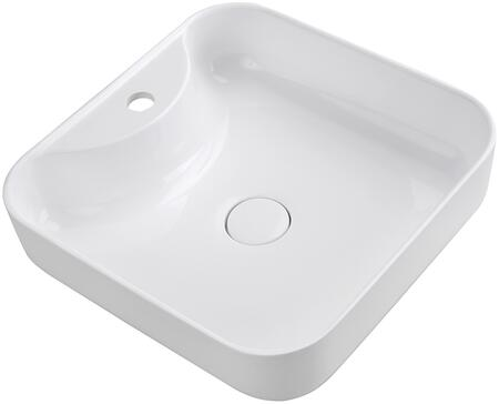 Streamline K1926SLSVF18 Sink White, Main Image