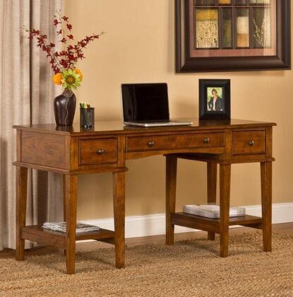 Hillsdale Furniture Gresham 4337861S Desk Brown, 1