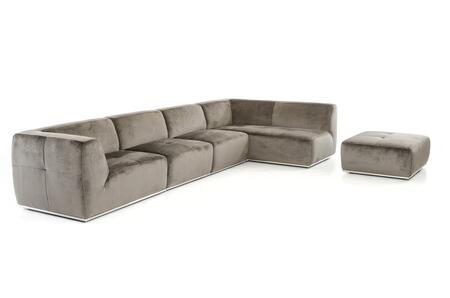Vig Furniture Fabric Sectional Sofa, Vig Furniture Reviews