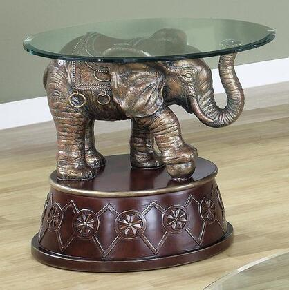 Myco Furniture Dahlia DA1388E End Table, 1