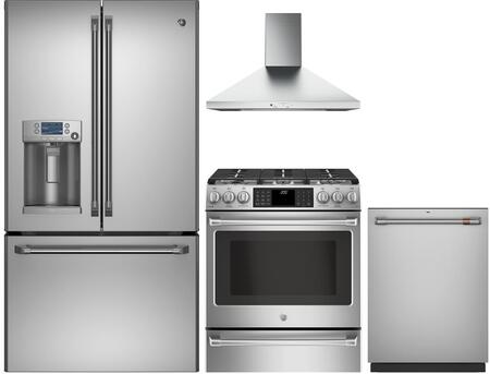 Cafe 891203 Kitchen Appliance Package & Bundle Stainless Steel, main image
