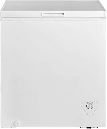 Midea MRC050S0AWW Chest Freezer White, 1