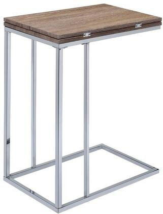Acme Furniture Danson 81849 Accent Table Brown, 1