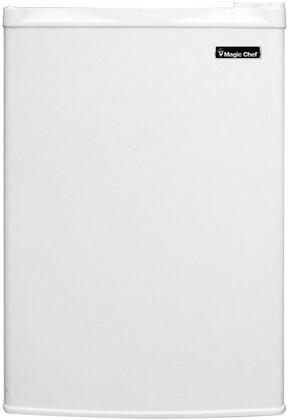 Magic Chef  MCUF3W2 Compact Freezer White, Main Image