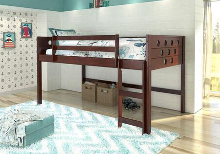 Donco 780ATCP750CX Bed Brown, 1