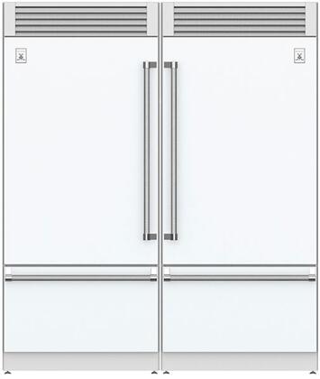 Hestan  915957 Refrigerator Pairs White, Main Image