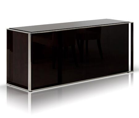 VIG Furniture Modrest Nobel VGHB131M Dining Room Buffet Brown, 1