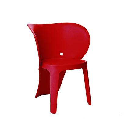 Design Lab MN Kids Collection LS9606RED Kids Chair Red, 8db36bd4 c716 4405 b373 41dcbc35da27