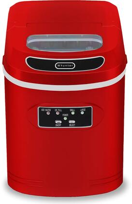 Whynter IMC270MR Ice Maker Red, Main Image