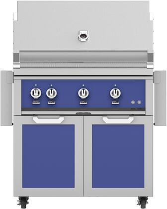 Hestan  851404 Liquid Propane Grill Blue, Main Image