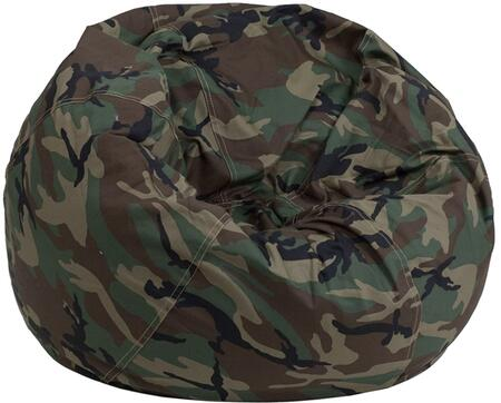 Flash Furniture DG BEAN SMALL CAMO GG