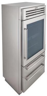 Sub-Zero  9013005 Refrigerator Part Stainless Steel, top panel2
