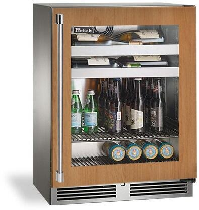 Perlick Signature HH24BO44R Beverage Center Panel Ready, Main Image