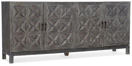 Hooker Furniture Beaumont 57515548389 52 in. and Up TV Stand, Silo Image