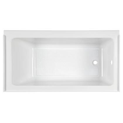 Studio 2973112.011 60″ x 30″ Alcove Soaking Bathtub with Right Drain  in Arctic