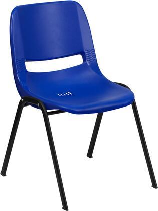 Flash Furniture  RUT16NVYBLACKGG Living Room Chair , Main Image
