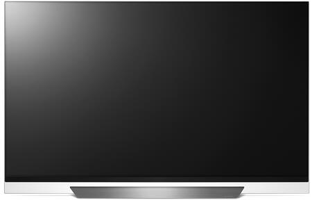 LG  OLED55E8PUA OLED TV Black, Main Image