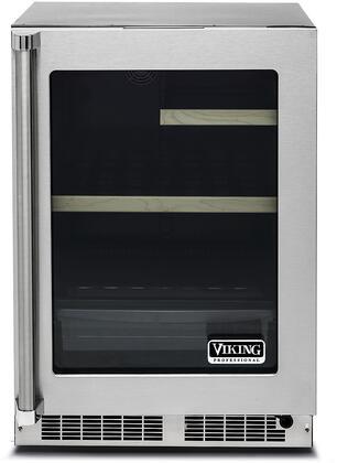 Viking 5 Series VRUI5240GRSS Beverage Center Stainless Steel, Main Image