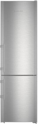 Liebherr  CS1360B Bottom Freezer Refrigerator Stainless Steel, CS1360B Fridge-Freezer with NoFrost