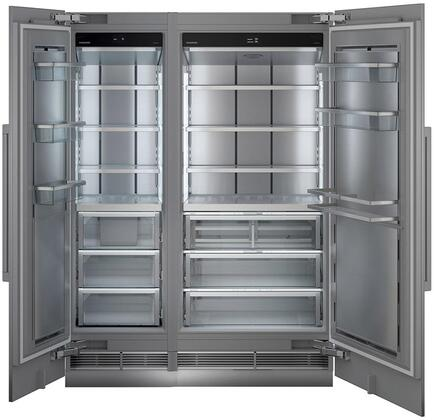 Liebherr Monolith 1102977 Column Refrigerator & Freezer Set Panel Ready, Main Image
