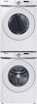 Samsung  1271568 Washer & Dryer Set White, 1