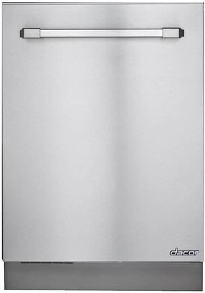 Dacor Heritage 772318 Built-In Dishwasher Stainless Steel, Dishwasher with Pro Style Handle