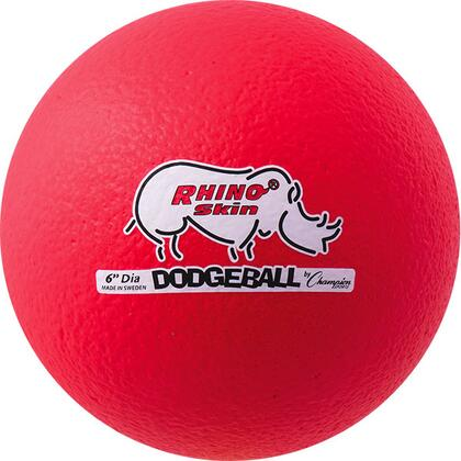 Champion Sports RXD6NRD Playground Balls, RXD6NRD l