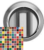 BlueStar  KNCC Knob Kit , Color Swatch Match
