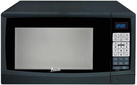 MT112K1B 22″ Countertop Microwave with 1.1 cu. ft. Capacity  1000 Cooking Watts  Touch Pad Controls and 6 Preprogrammed Cooking Modes in