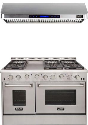 Kucht Professional 721942 Kitchen Appliance Package Stainless Steel, Main Image