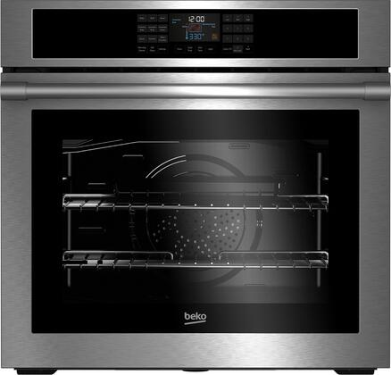Beko WOS30100SS Single Wall Oven Stainless Steel, WOS30100SS Built-in Wall Oven