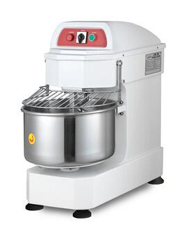 LM20T Spiral Mixer with 17.5 lbs Capacity  Built-In Timer  Emergency Stop And Bowl Guard -  Eurodib