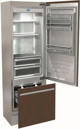 Fhiaba Integrated FI24BRO Bottom Freezer Refrigerator Panel Ready, Main Image