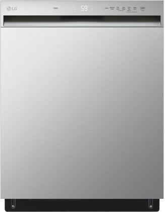 LG  LDFN3432T Built-In Dishwasher Stainless Steel, LDFN3432T Front