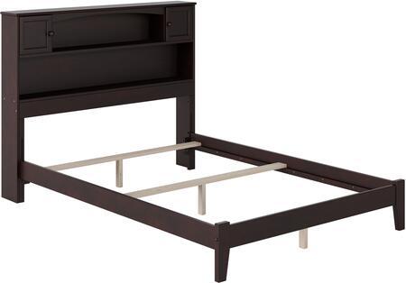 Atlantic Furniture Newport AR8531031 Bed Brown, AR8531031