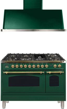 Ilve  1311517 Kitchen Appliance Package Green, Main Image