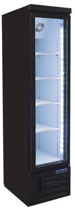 Ojeda RMH8 Glass Door Merchandiser